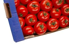 Free Tomato In A Box Stock Photos - 26046283