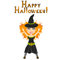 Free Vector Halloween Witch Stock Image - 26045291