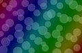 Free Multi Color Defocus Light Background Royalty Free Stock Image - 26054076