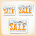 Free Discount Labels. Vector Stock Photography - 26058032