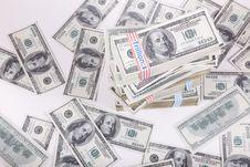 Free Money Background Royalty Free Stock Photo - 26052255