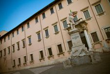 Free The Ducal Palace In Carrara Stock Image - 26053451