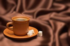 Free Cup With Coffee Stock Photography - 26055822