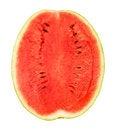 Free Cut Watermelon Half Royalty Free Stock Image - 26063326