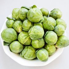 Free Brussels Cabbage Royalty Free Stock Photos - 26061728