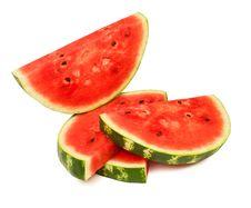 Free Watermelon Chunks Royalty Free Stock Photography - 26063337