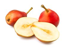 Free Cut Pears Royalty Free Stock Image - 26063376