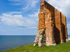 Free Ruins Royalty Free Stock Image - 26066366