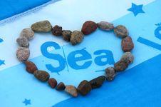 Free Love Sea Royalty Free Stock Photos - 26068458