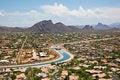 Free Arizona Canal Royalty Free Stock Photos - 26079038