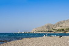 Free Coral Beach Of Eilat, Israel Royalty Free Stock Photos - 26070618