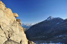 Free Gran Paradiso National Park. Aosta Valley, Italy Stock Photography - 26073812