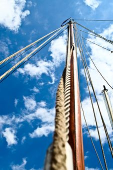 Free Boat Mast Royalty Free Stock Photos - 26074168