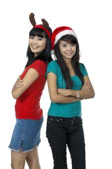 Free Celebrate Christmas Together Stock Photos - 26074953