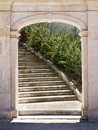 Free Portal At Torel Garden Royalty Free Stock Images - 26080739
