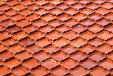 Free Roof Texture Royalty Free Stock Images - 26086259