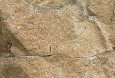 Free Section Surface Of The Rock. Royalty Free Stock Image - 26087406
