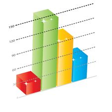 Free Business Growth Chart Stock Image - 26088421