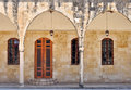 Free Arches Of Beit El Dine Royalty Free Stock Image - 26099316