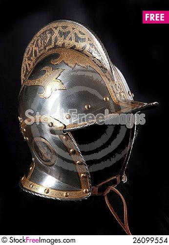 Free Iron Helmet Stock Images - 26099554