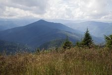 Free Carpathian Mountains Stock Image - 26091191