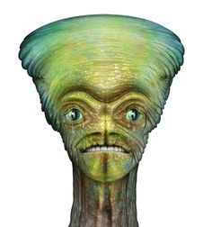 Free Crying Alien Stock Image - 26092021