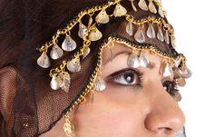 Free Beautiful Bedouin Woman Royalty Free Stock Photos - 26092028