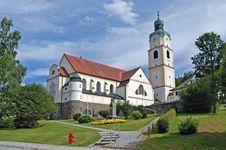 Free Baerisch Eisenstein - Church Stock Image - 26092901
