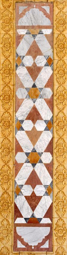 Free Rectangular Ornament Stock Image - 26099401