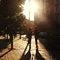 Free Walking In The Sun Ray Stock Photo - 26095930