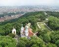 Free Prague Panorama Royalty Free Stock Photos - 2612028