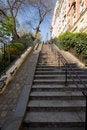 Free Parisian Steps Royalty Free Stock Photography - 2615297