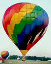 Free Balloon Takeoff Royalty Free Stock Photography - 2619037