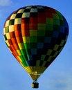Free Colorful Hot Air Balloon Royalty Free Stock Photos - 2619048