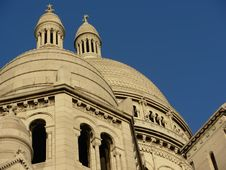 Free Sacre Coeur Stock Image - 2612411