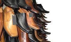 Free Shoes Market Stock Photos - 2613553