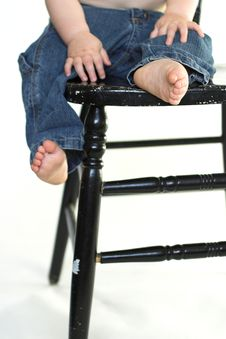 Free Toddler Legs Stock Photo - 2613680