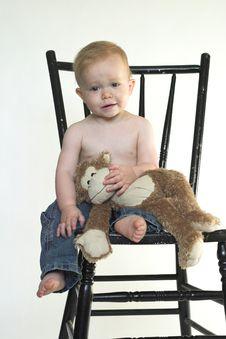 Free Monkey Boy Stock Images - 2613694