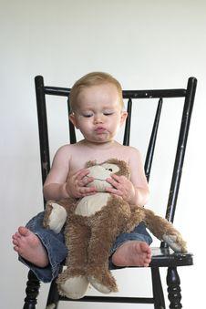 Free Monkey Boy Stock Images - 2613784