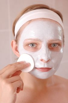 Free Beauty Mask Stock Photo - 2613820