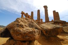 Free Agrigento Royalty Free Stock Photography - 2613837