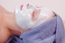 Free Beauty Mask Stock Photography - 2613872