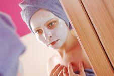 Free Beauty Mask Stock Photos - 2613923