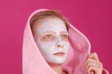 Free Beauty Mask Stock Image - 2614001