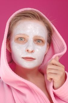 Free Beauty Mask Royalty Free Stock Photography - 2614017