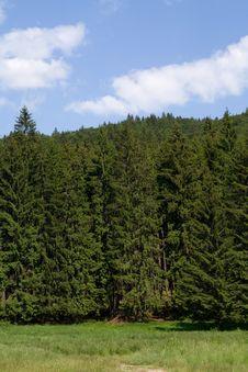 Free Mountain Area Landscape Stock Image - 2614621