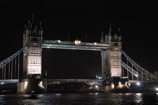 Free Tower Bridge Stock Images - 2614914