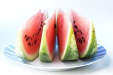 Free Watermelon Royalty Free Stock Photography - 2614937