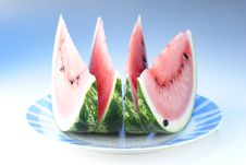 Free Watermelon Stock Image - 2614941