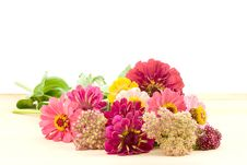 Free Garden Bouquet Stock Photography - 2615182